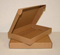 Postázó, csomagoló doboz (190mm * 135 mm * 25mm)